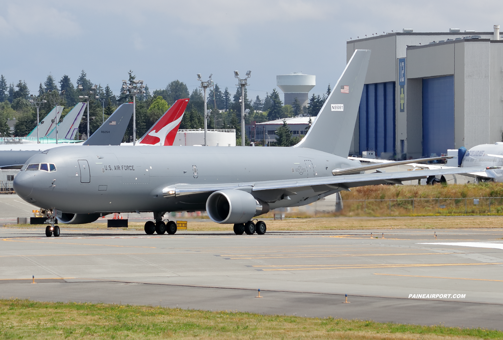 KC-46A 16-46013 at KPAE Paine Field