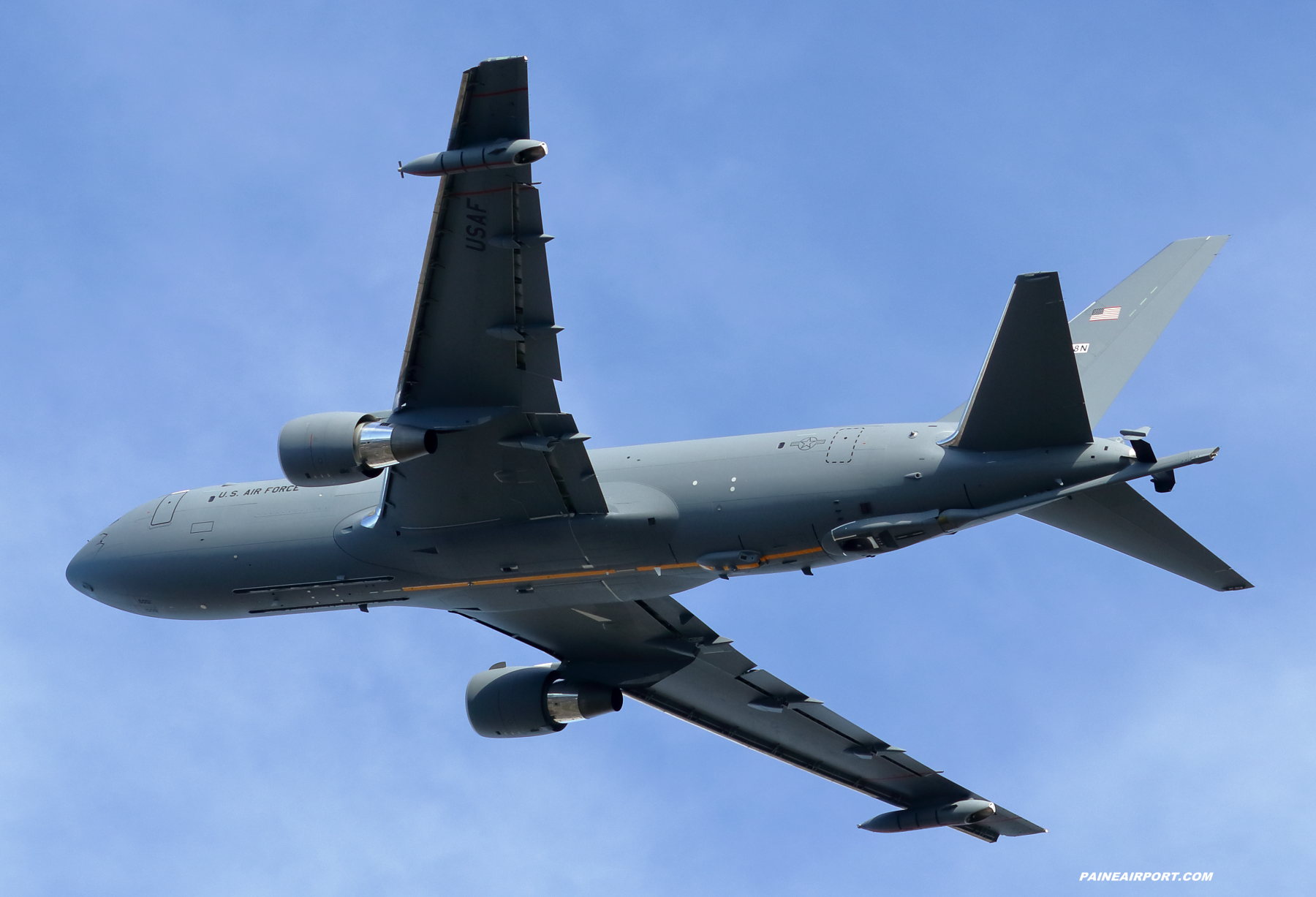 KC-46A 18-46051 at Paine Field